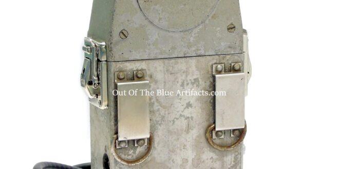 M.S.A. Methane Detector
