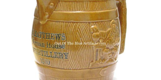 Mr H. Matthews – Abertillery Pottery Jug