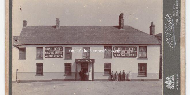 The Bush Hotel – Nantyglo