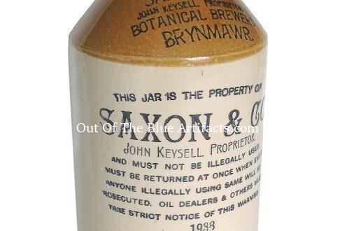 Saxon & Co – Brynmawr Stoneware Bottle