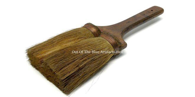 N.C.B. Tarring Brush