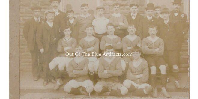 Monmouthshire Junior Association Football League – Rest of the League Team Photograph