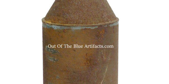 Vintage Miners Water Bottle