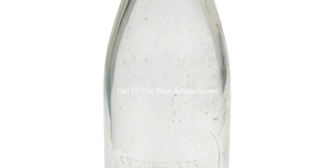 Coombes Dairies Milk Bottle – Abertillery